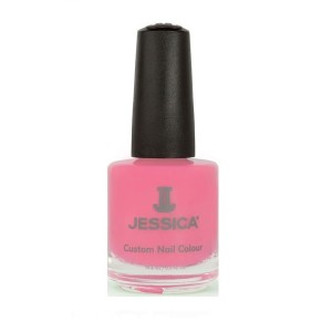 jessica nail colors - power driven pink