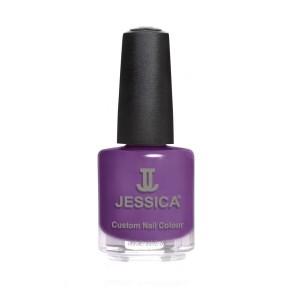 jessica nail colors - pretty in purple