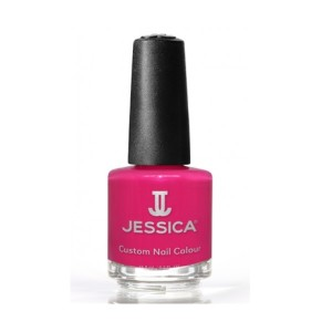 jessica nail colors - raspberry