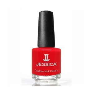 jessica nail colors - red delight