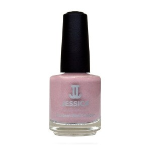 jessica nail colors - rose mauve