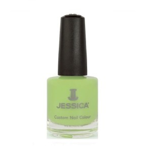 jessica nail colors - viva la lime lights