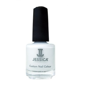 jessica nail colors - wedding gown