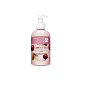scentsations lotion - black cherry & nutmeg