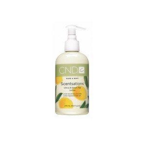 scentsations lotion - citrus & green tea