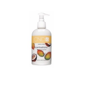scentsations lotion - mango & coconut