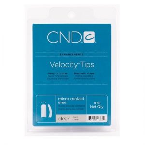 velocity clear tips 100ct