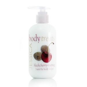 body treats - blackcherry nutmeg lotion