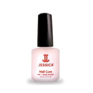 nail cure - liquid strength