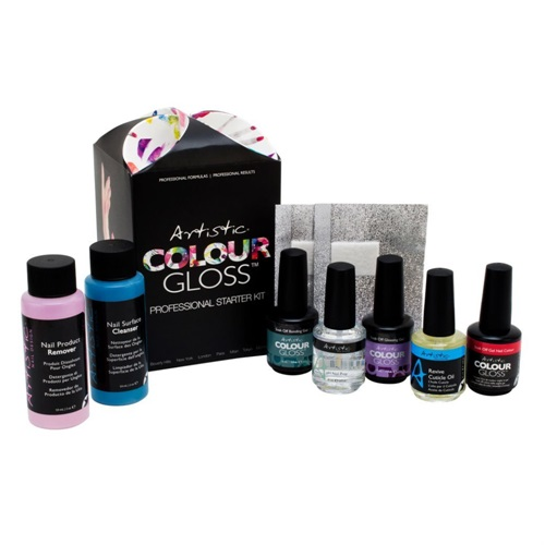 Artistic Colour Gloss Professional Starter Kit Ella Gray