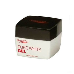 Pure White Gel - 0.5oz