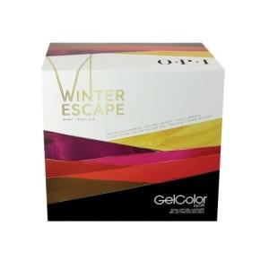 winter escape pedicure kit