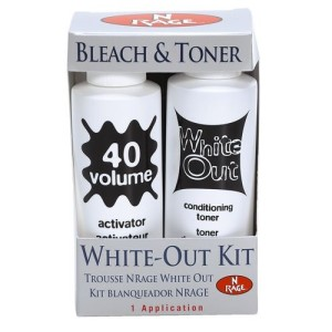 N Rage Color - White-out kit