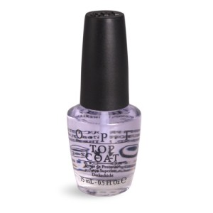 top coat - nail lacquer