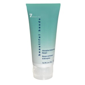 7 days to beautiful hands - absorption enhancing masque