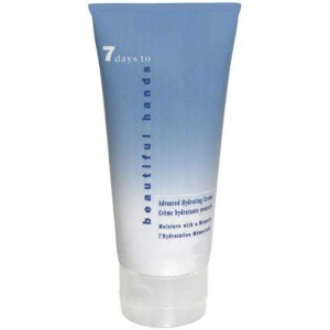 7 days to beautiful hands - advanced hydrating creme