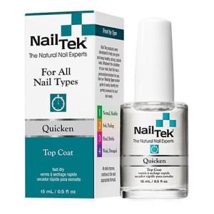 quicken top coat