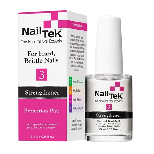 Nail Tek Strengthener Protection Plus III