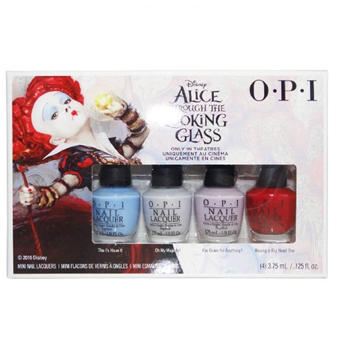 OPI Nail Lacquer – Alice Through The Looking Glass Collection – Mini ...