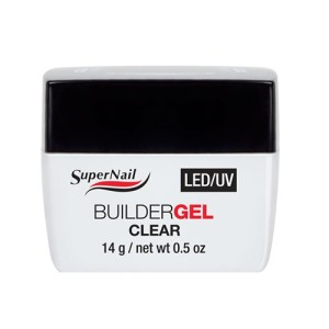 builder gel clear LED-UV 0.5oz