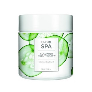 cucumber heel therapy- intensive treatment