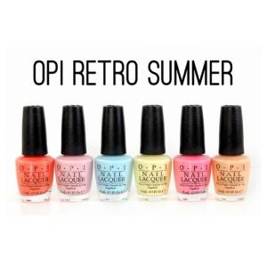 retro summer collection
