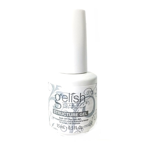 Harmony Gelish Brush On Structure Gel Soak Off Clear
