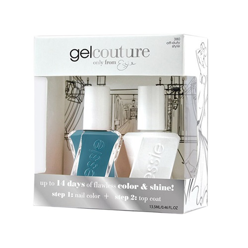 Essie Gel Couture Nail Polish U2013 Off Duty Style
