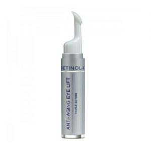 anti-aging eye lift retinol x