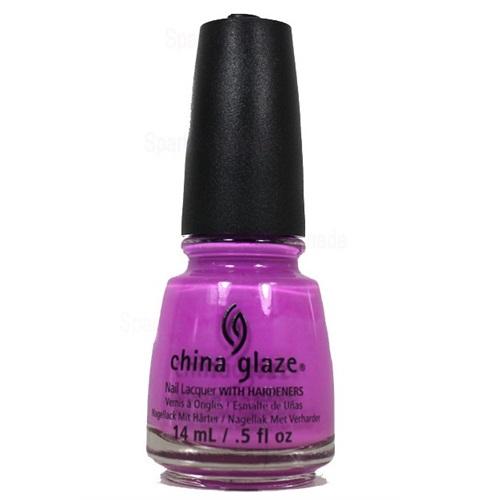 China Glaze Grey Nail Polish: China Glaze Nail Polish – That's Shore Bright