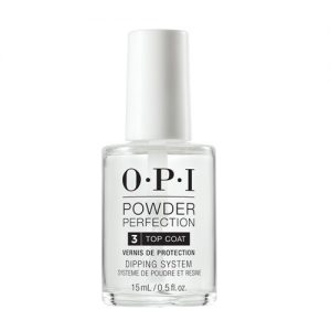 top coat - powder perfection