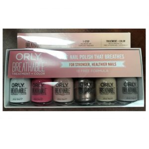 For Strongerr, Healthier Nails 6 pc