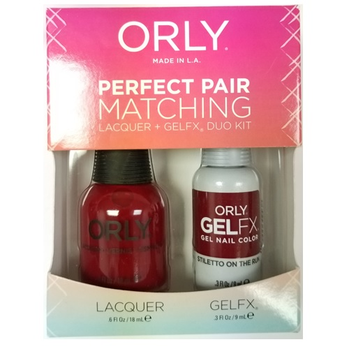 Orly Lacquer + Gel FX – Perfect Pair Matching DUO Kit – Penny ...