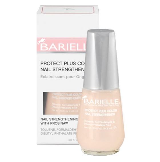 Barielle – Protect Plus Color Nail Strengthener – Natural Beige ...