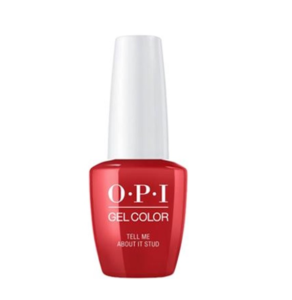 Opi Gelcolor Grease Summer Collection 2018 Tell Me