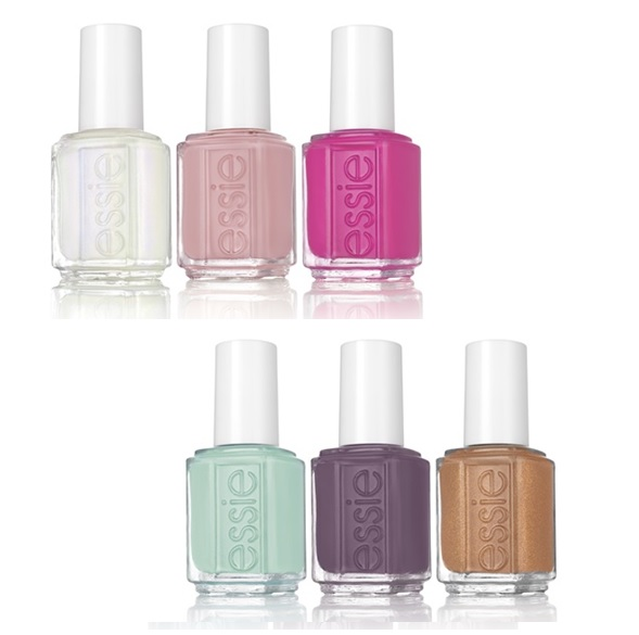 Essie Nail Lacquer – Summer 2018 Collection – All 6 Colors – 13.5 ml ...