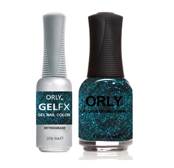 Orly – Perfect Pair Matching Lacquer + Gel FX – Retrograde – 0.6 oz ...
