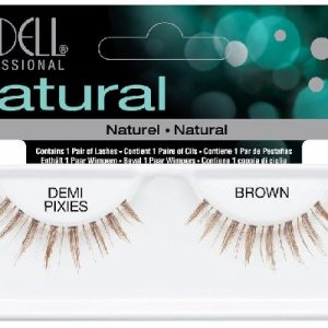 demi pixies brown- natural