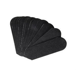 pedicure black file refill