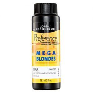 MB5 lightest champagne blonde