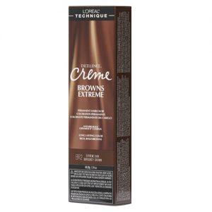 BR2 extreme dark burgundy brown