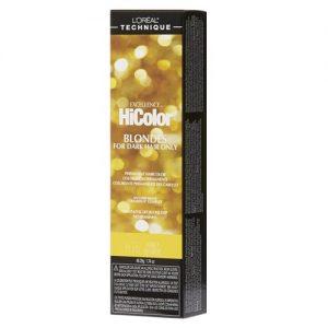H4 shimmering gold