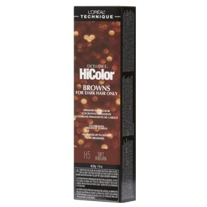 H5 soft auburn