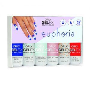 euphoria gel collection