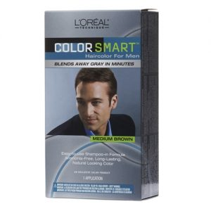 medium brown - color smart