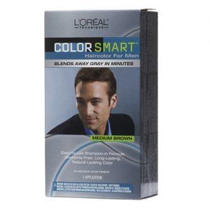 medium brown - color smart