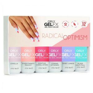 radical optimism gel collection