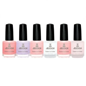 la vie en rose collection lacquer