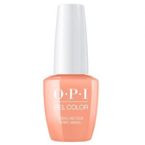 coral-ing your spirit animal GEL