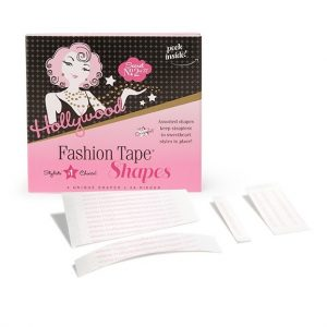 fashion tape - shapes 24pc